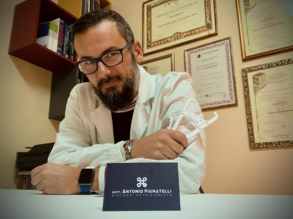 medico dott. Antonio Pignatelli - Biologo Nutrizionista