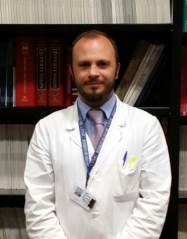 medico Dario Di Cristina
