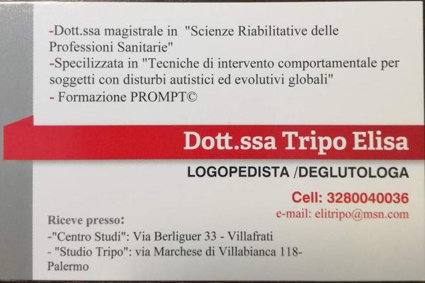 medico Elisa Tripo