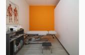 Studio n.2 con terapie strumentali come  tecar, ultrasuoni, laser e neuromodulazione
