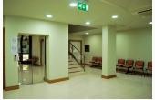 Panoramica piano terra ascensore idi Istituto diagnostico Italiano