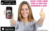 i miei libri di psicologia disponibili per OS mobili Android e iOS