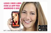 i miei libri di psicologia sono disponibili anche su smartphone con le app per Android e iOS