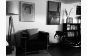 Interno dello studio, stanza per i consulti